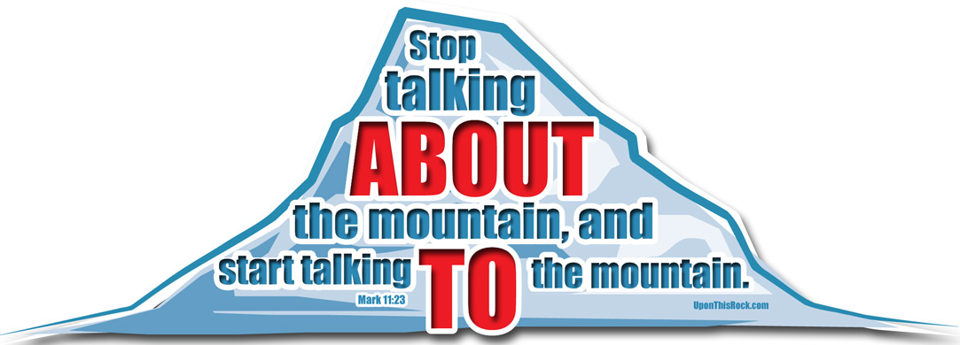 talk to the mountain