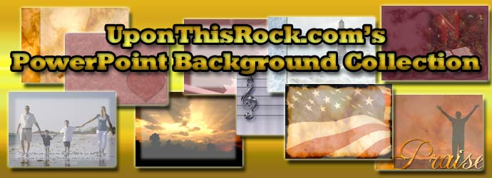christian power point background